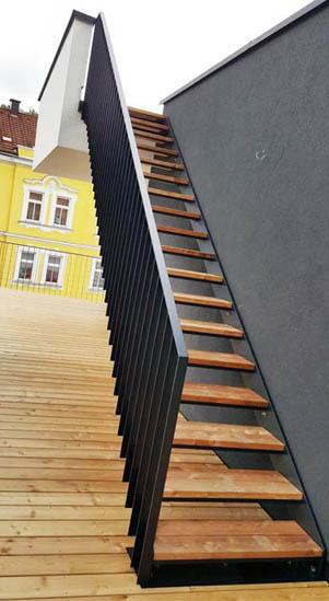 Stiegen-Treppen
